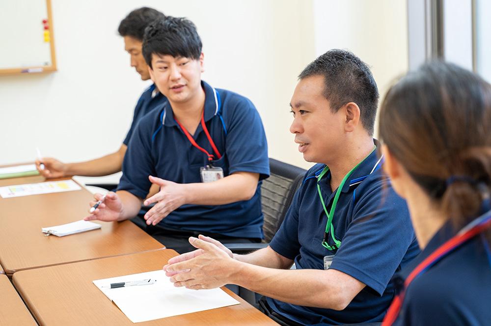 訪問看護ステーション豊和-施設の特色