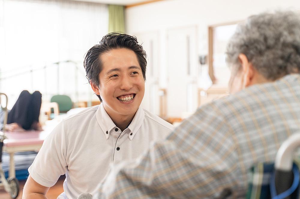 訪問リハビリテーション志摩豊和苑-施設の特色