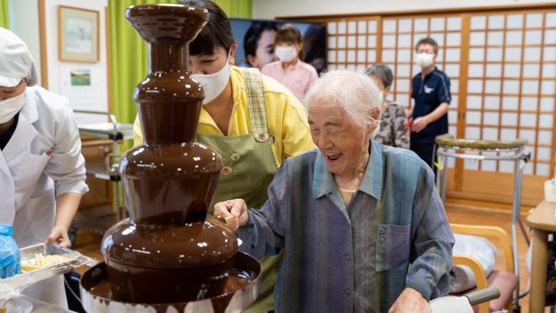ゴディバでチョコレートフォンデュ!志摩豊和苑で贅沢なおやつを楽しみました!