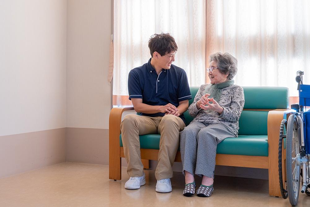 在宅総合センター内-介護付有料老人ホームふれあいの森