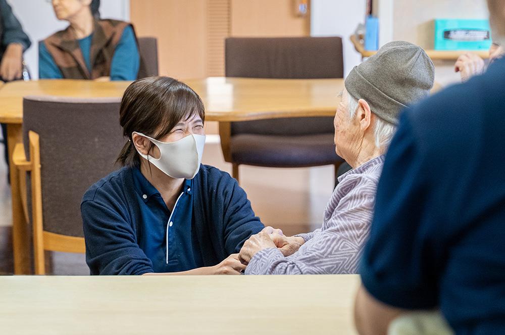 介護付有料老人ホームふれあいの森-施設の特色