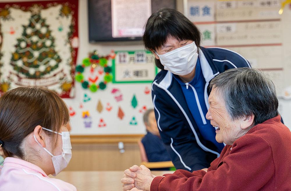 介護老人保健施設 志摩豊和苑-施設の特色